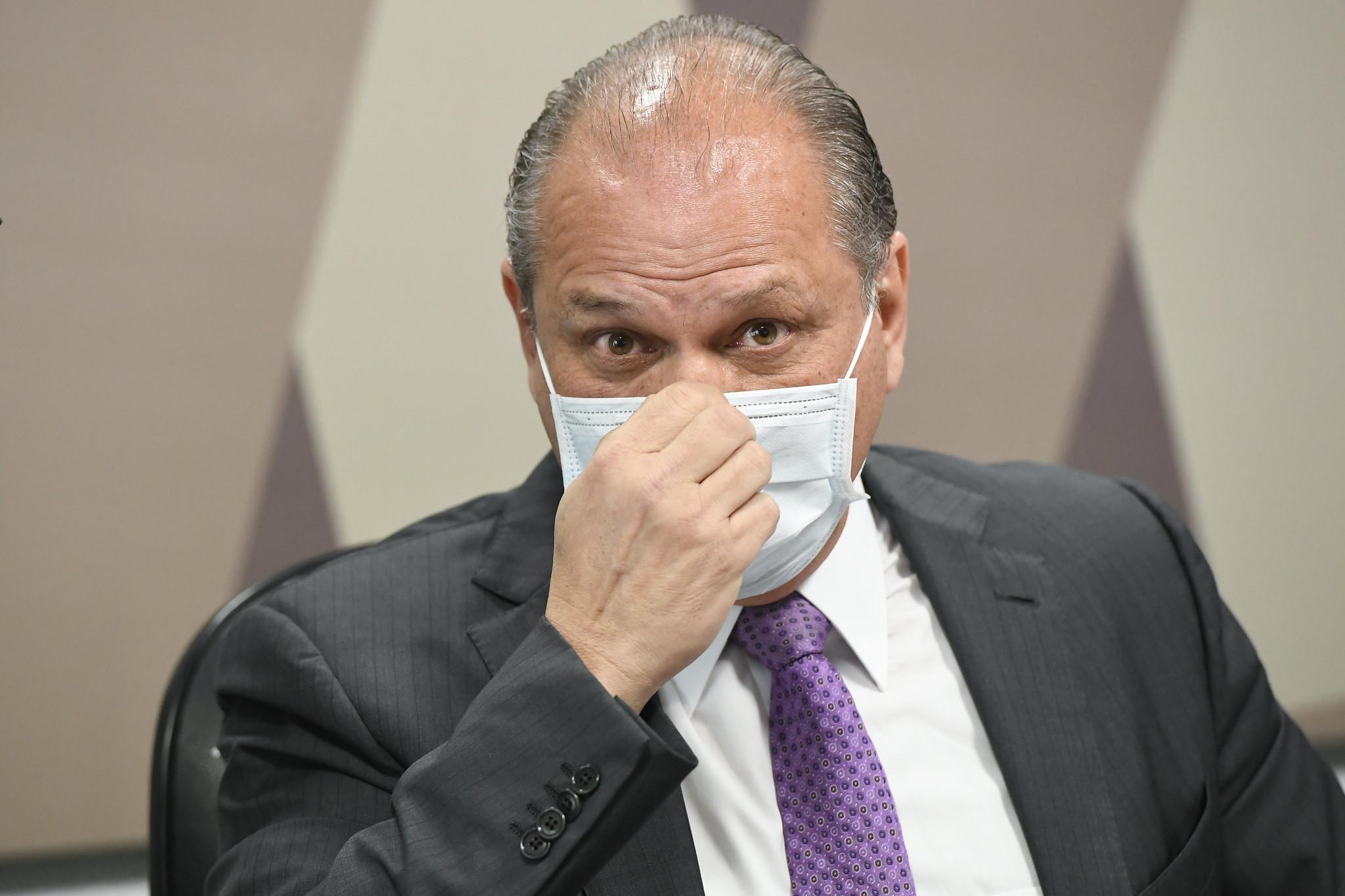 """IMAGEM: Ricardo Barros: """"A CPI insiste em uma narrativa falsa"""""""