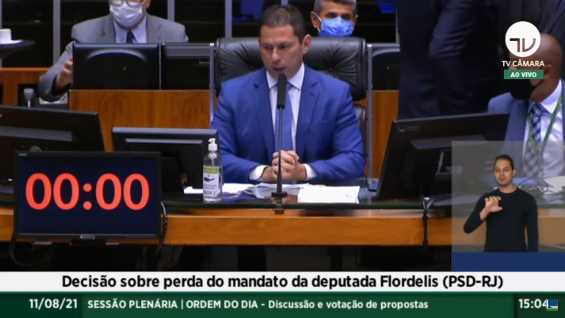 IMAGEM: Manobra pode permitir que Flordelis não seja cassada