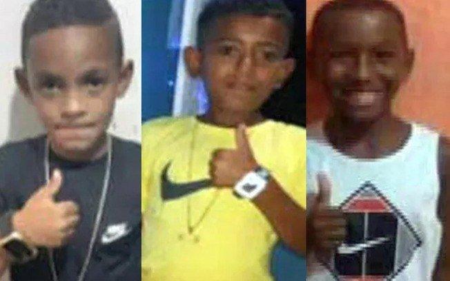IMAGEM: Desaparecimento de garotos de Belford Roxo é denunciado a comitê da ONU