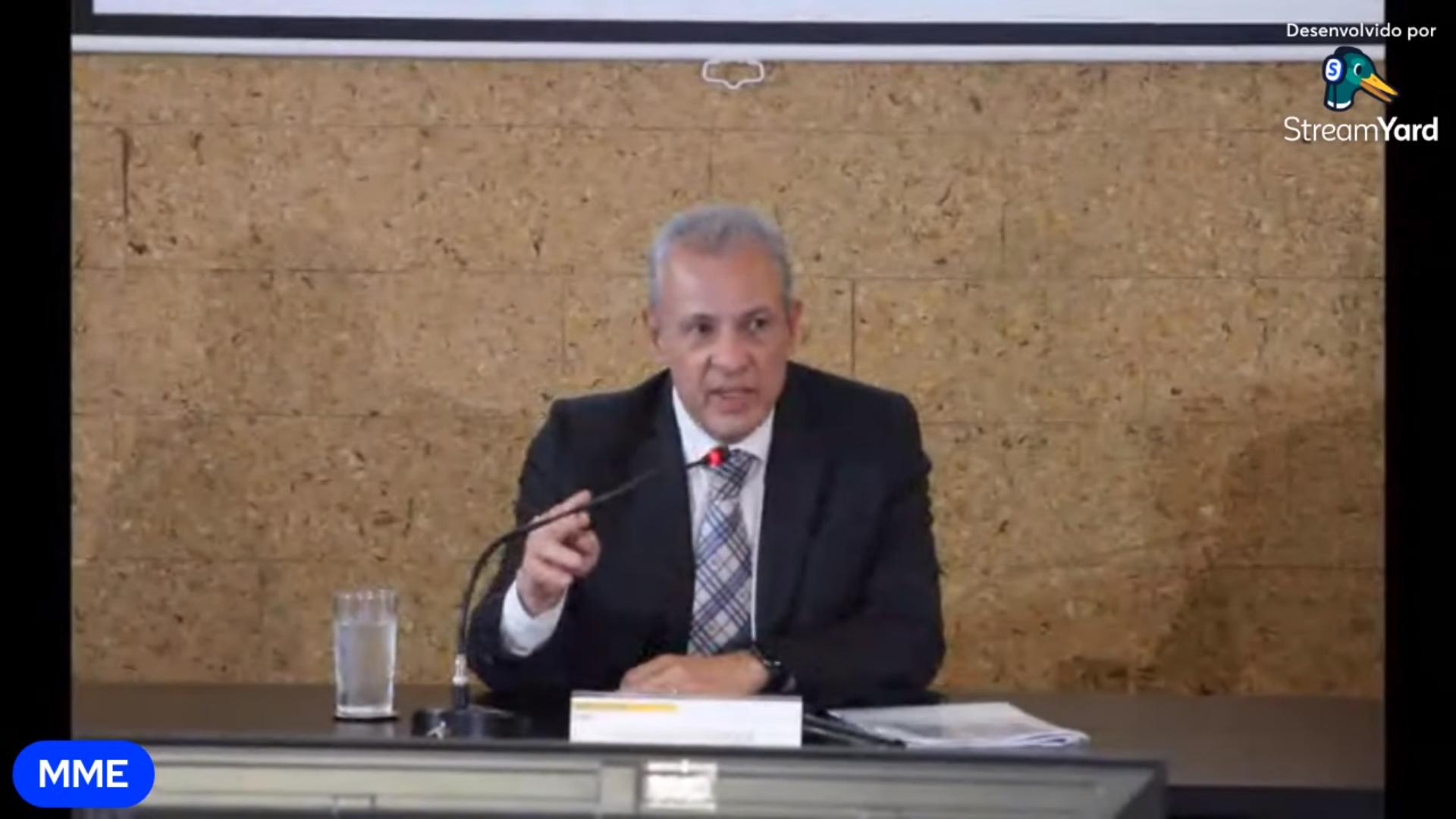 IMAGEM: Ministro de Minas e Energia anuncia aumento de 6,78% na tarifa média da conta de luz