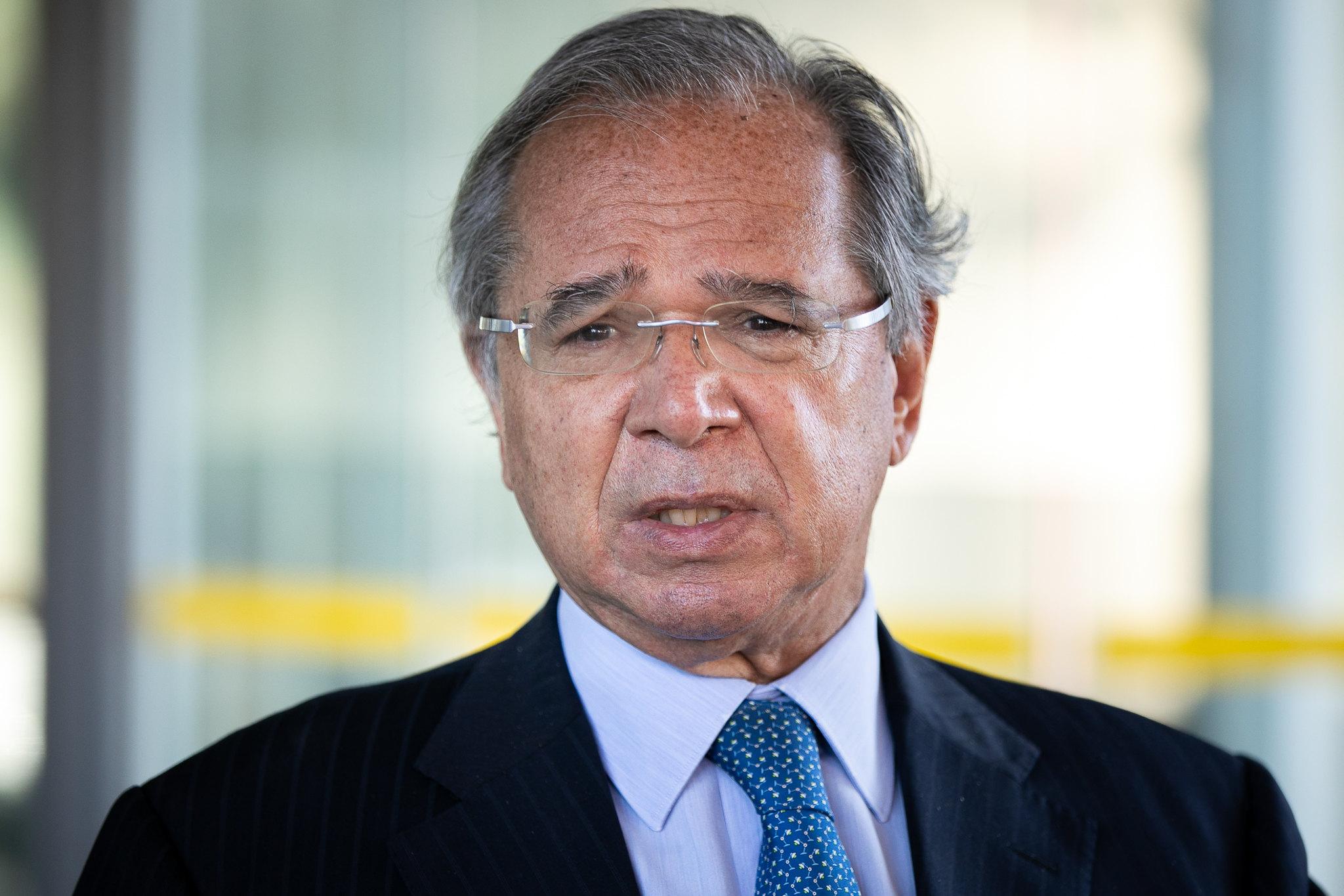 IMAGEM: Guedes desmarca reunião com oposição para debater reforma do IR