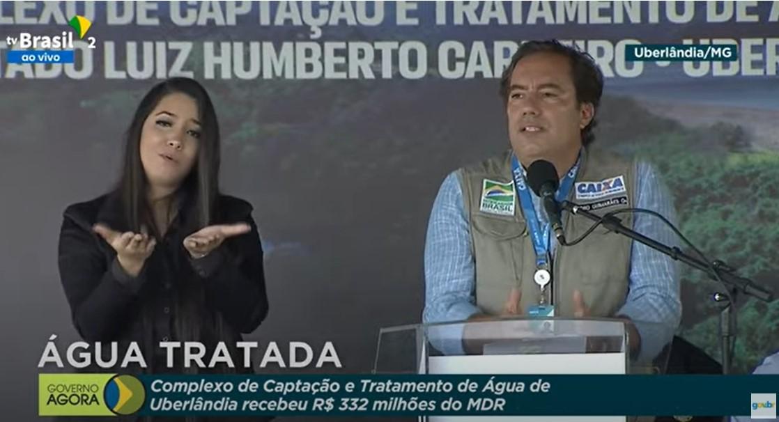 """IMAGEM: Presidente da Caixa promete """"maior operação de crédito da história"""""""