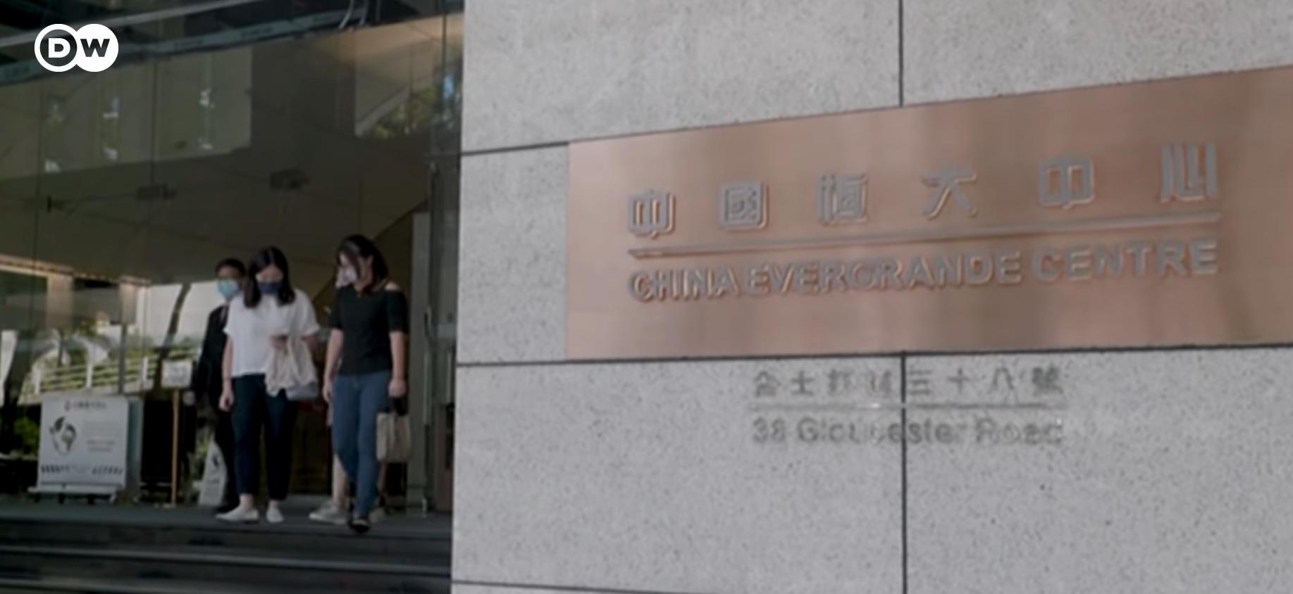 IMAGEM: Credores chineses da Evergrande dizem ainda não ter sido pagos