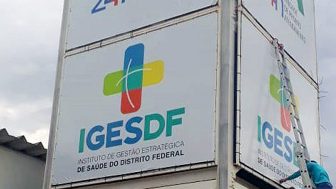 IMAGEM: Justiça suspende regalias de instituto que administra hospitais no DF