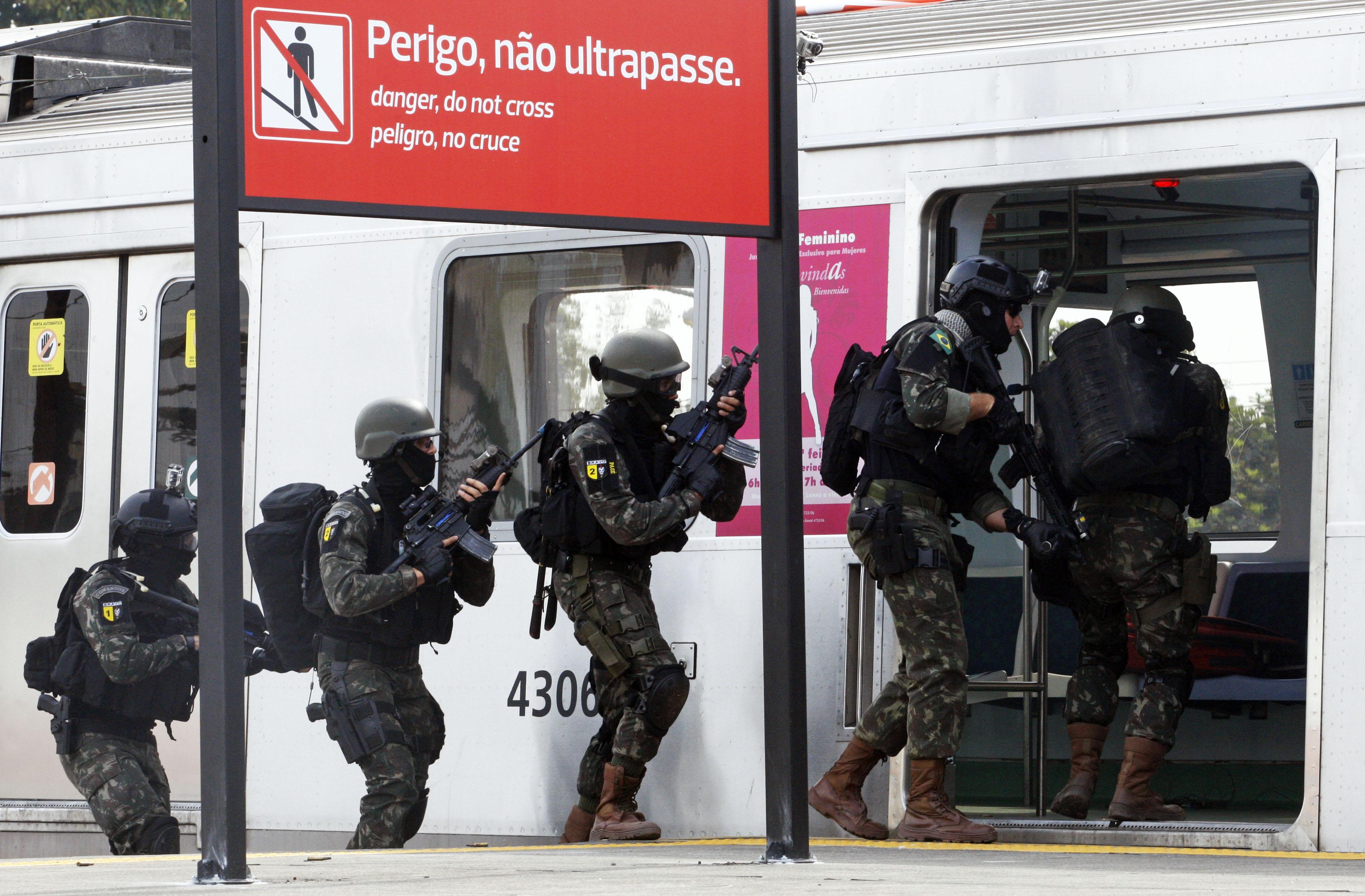 IMAGEM: Comissão da Câmara aprova novo órgão de combate ao terrorismo
