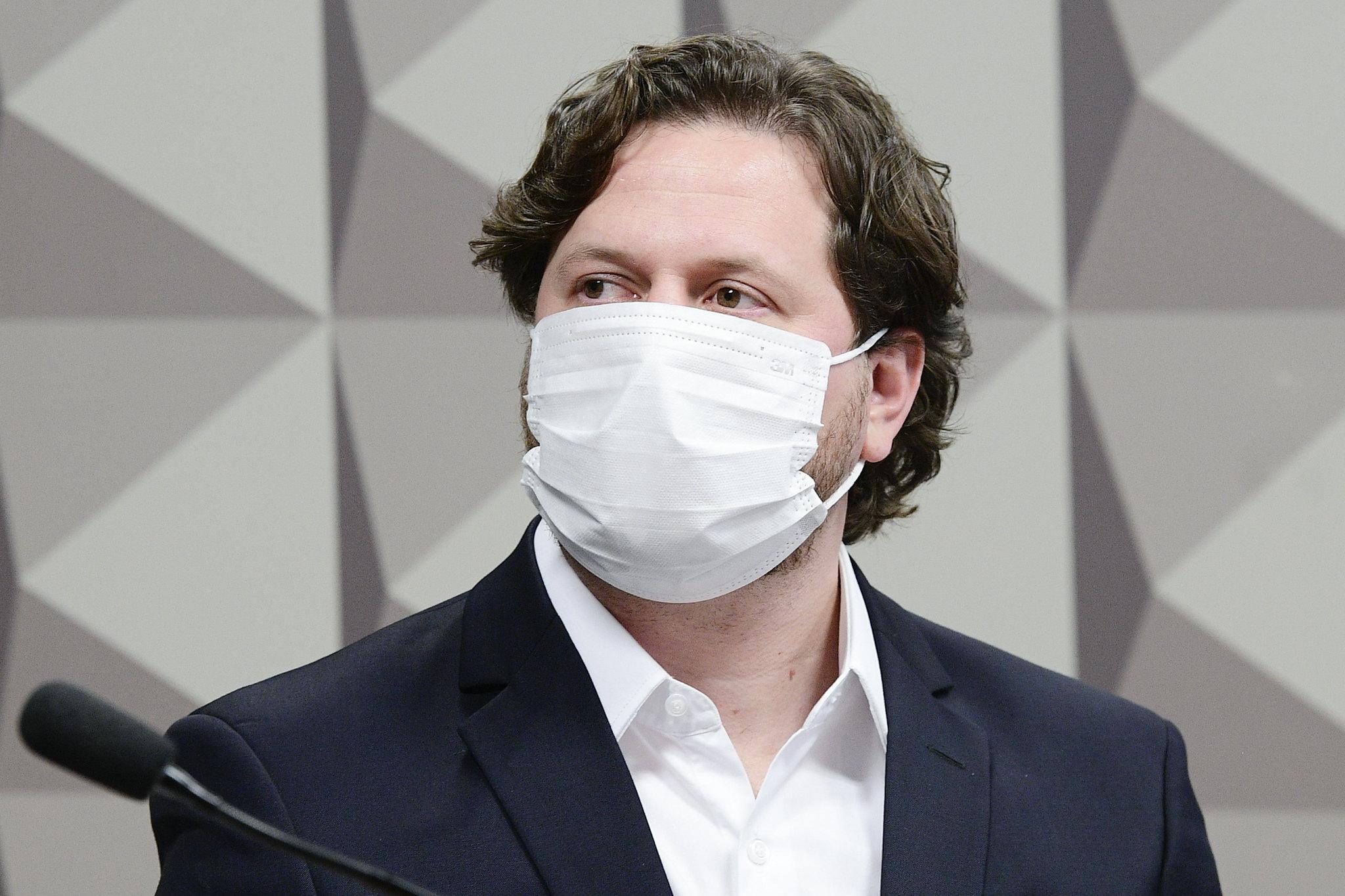 IMAGEM: Diretor da Precisa se recusa a dizer se financiou campanha de irmão de Barros